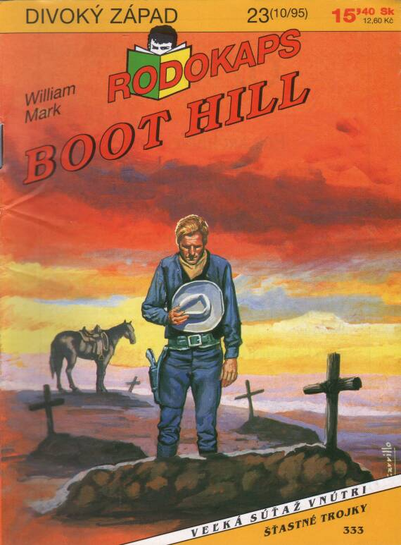 Mark William - Boot Hill
