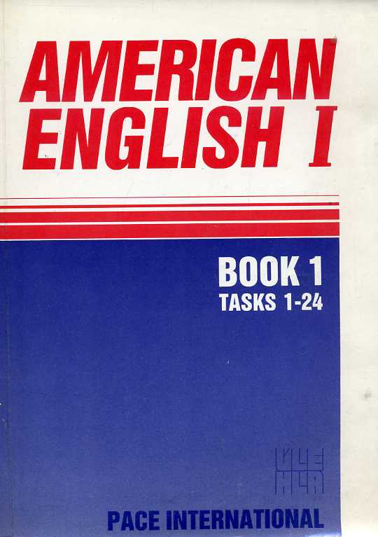 Kolektív - American English I. Book 1