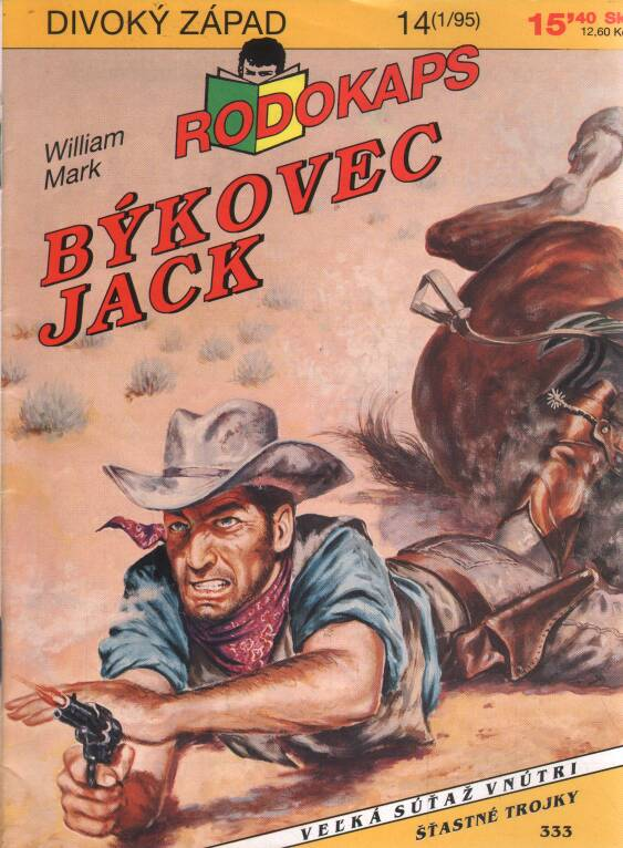 Mark William - Býkovec Jack