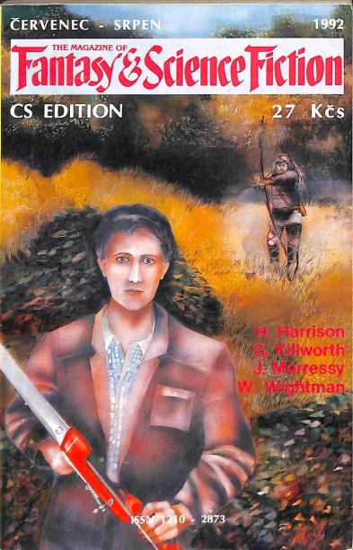 Časopis - The magazine of Fantasy & Science Fiction
