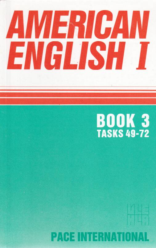 Kolektív - American English I. Book 3