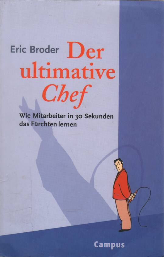 Broder Eric - Der ultimative Chef