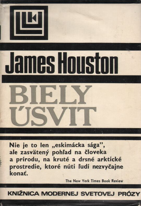 Houston James - Biely úsvit