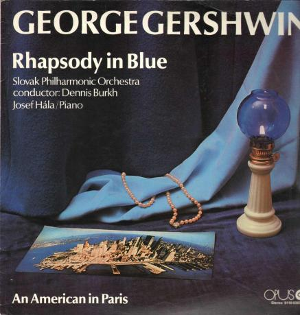 George Gershwin - Rhapsody In Blue - An American in Paris