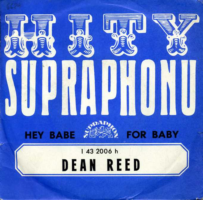 Dean Reed - Hey Babe - For Babe
