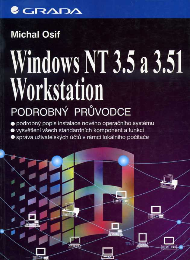 Osif Michal - Windows NT 3.5 a 3.51 Workstation