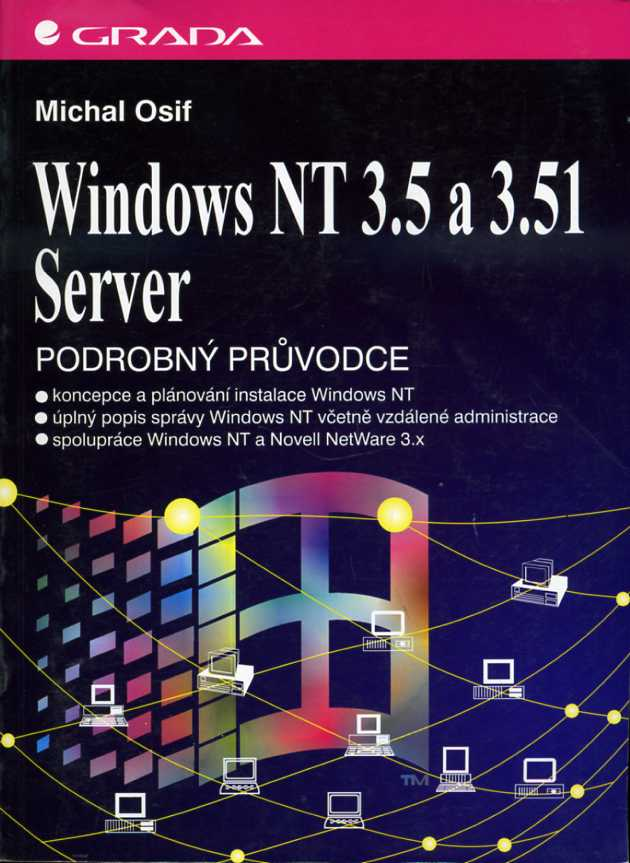 Osif Michal - Windows NT 3.5 a 3.51 Server