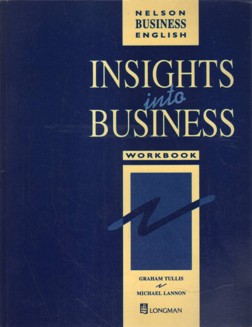 Tullis Graham - Lannon Michael - Insights into Business