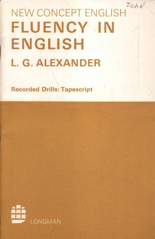 Alexander G.L. - Fluency in English