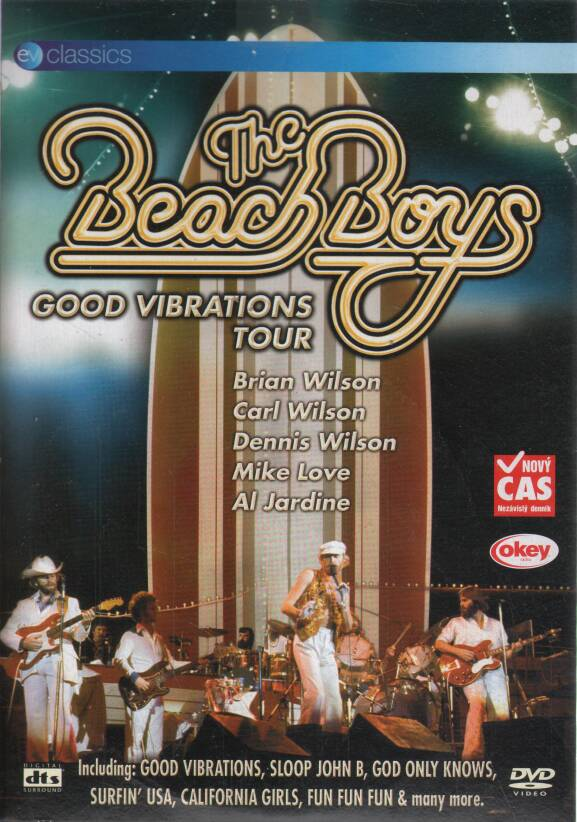 The Beach Boys - Good Vibration Tour