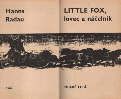 Radau Hanns - Little Fox ilustr.2