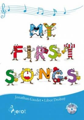 Jonathan Gaudet - My first songs s CD