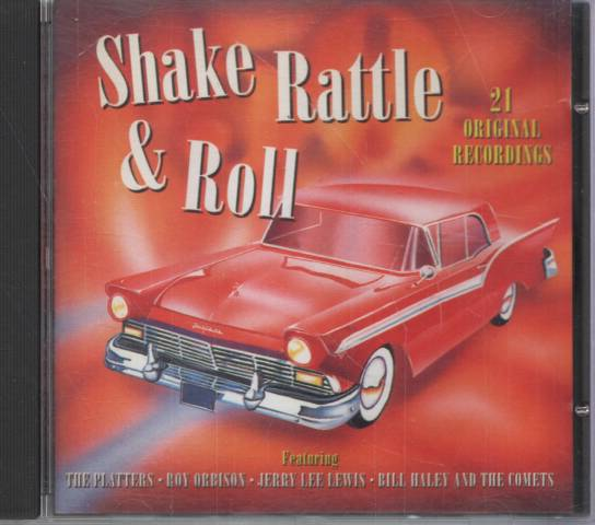 Various - Shake Rattle & Roll