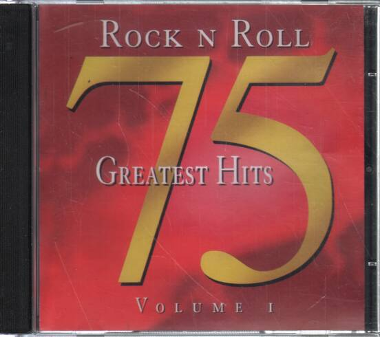 Rôzni interpreti - Rock n Roll 75 Greatest Hits volume 1