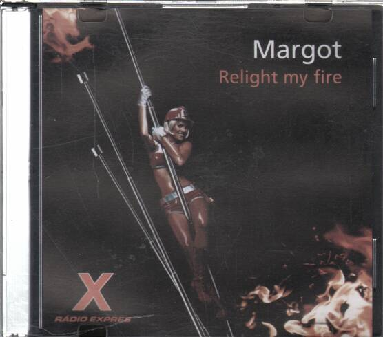 Margot - Relight my fire