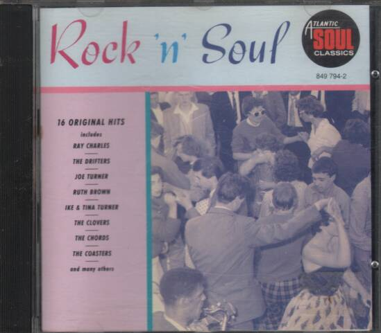 Rôzni interpreti - Rock n Soul