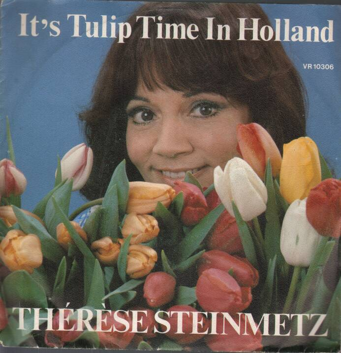 Thérése Steinmetz - Its Tulip Time In Holland - Tulips from Holland