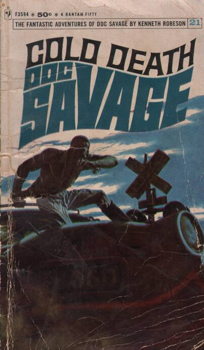 Robeson Kenneth - Cold death - A Doc Savage adventure
