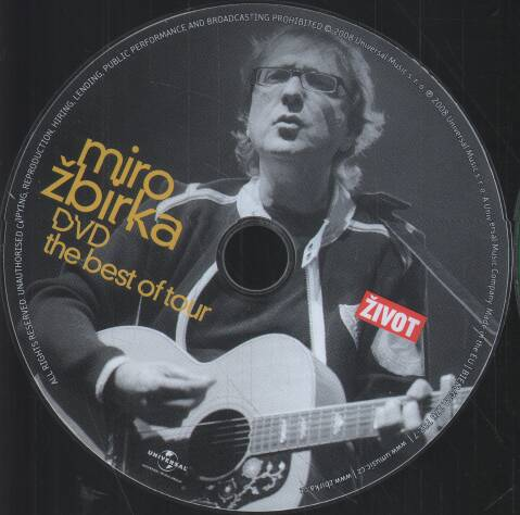 Miro Žbirka - The best of tour