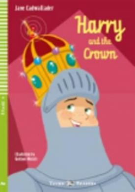 Jane Cadwallader - Harry and the Crown (A2)