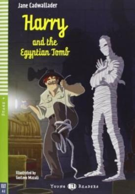 Jane Cadwallader - Harry and the Egyptian Tomb - New edition with Multi-Rom (A2)