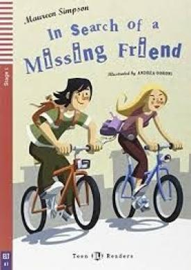Maureen Simpson - In search of a Missing Friend  (A1)
