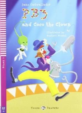 Jane Cadwallader - PB3 and Coco the Clown (A1)