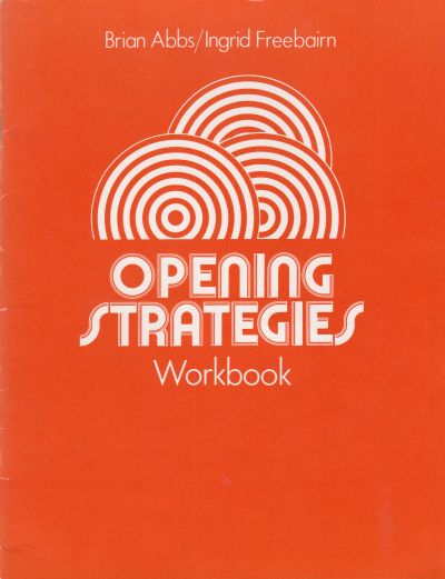 Abbs Brian - Freebairn Ingrid - Opening Strategies