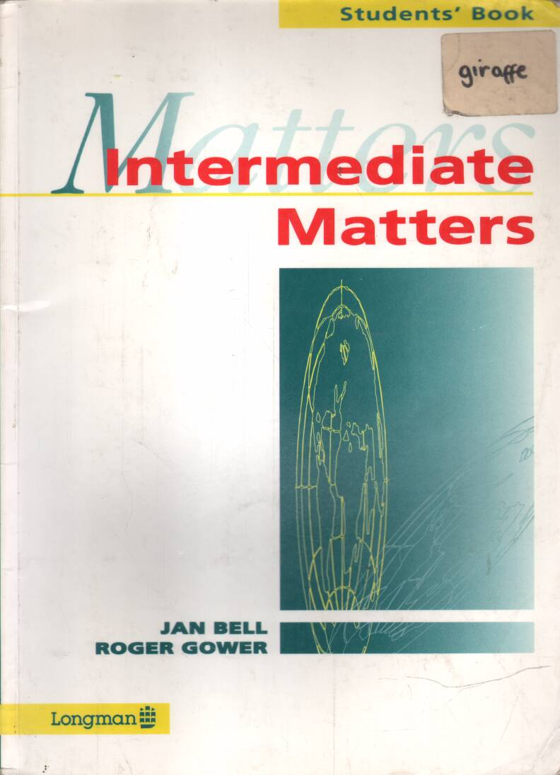 Bell Jan - Gower Roger - Intermediate Matters