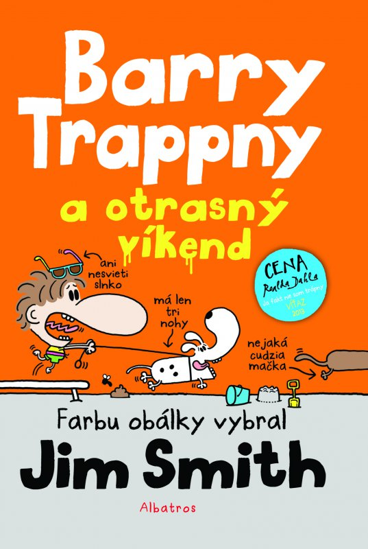 Jim Smith - Barry Trappny a otrasný víkend