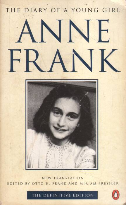 Frank Anne - The Diary of a Young Girl Anne Frank