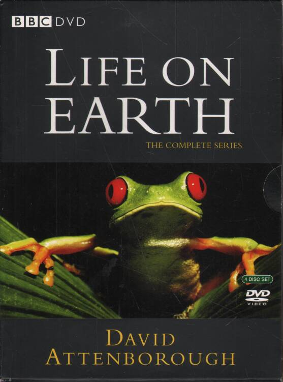 David Attenborough - Life on Earth