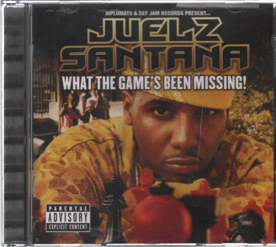 Juelz Santana - What the games been missing!