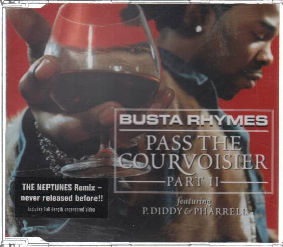 Busta Rhymes - Pas Courvoisier