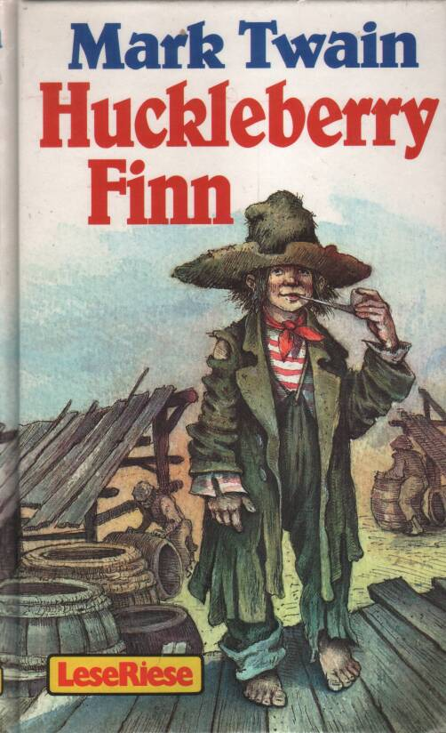 Twain Mark - Huckleberry Finn