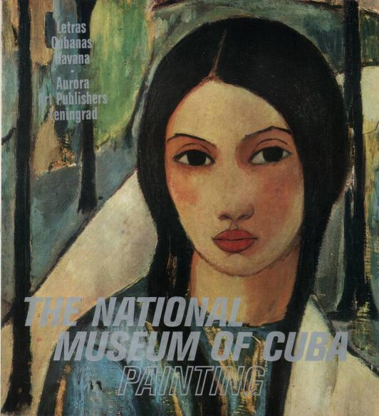 Kolektív - The national museum of Cuba - painting