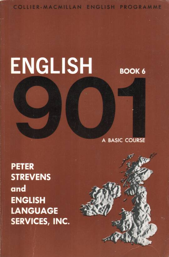Strevens Peter - English 900