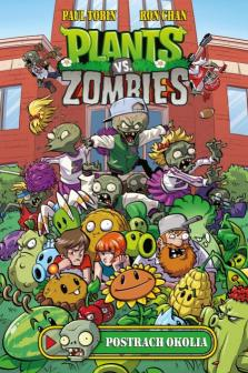 Chan Ron Tobin- Paul - Plants vs. Zombies - Postrach okolia