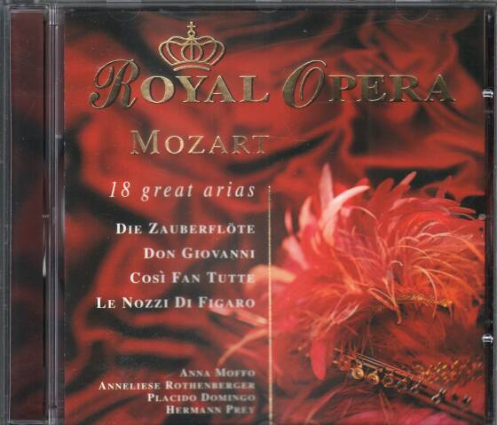 Royal Opera - Mozart
