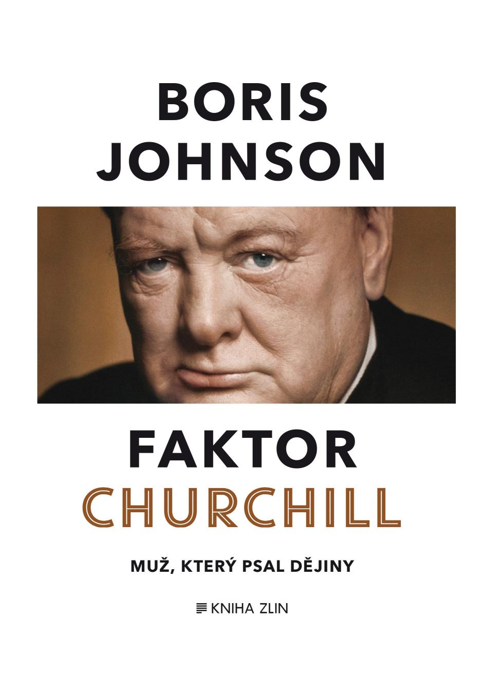 Johnson Boris - Faktor Churchill