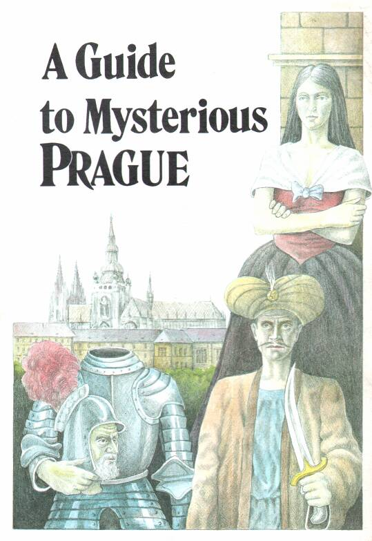 Vanis Jan - A Guide to Mysterious Prague