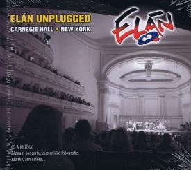 Elán - Kniha CD-Elán Unplugged Carnegie Hall