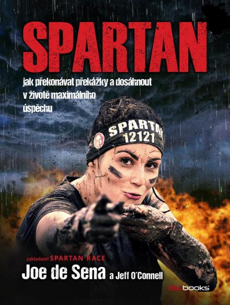 DeSena Joe O´Connell- Jeff - SPARTAN