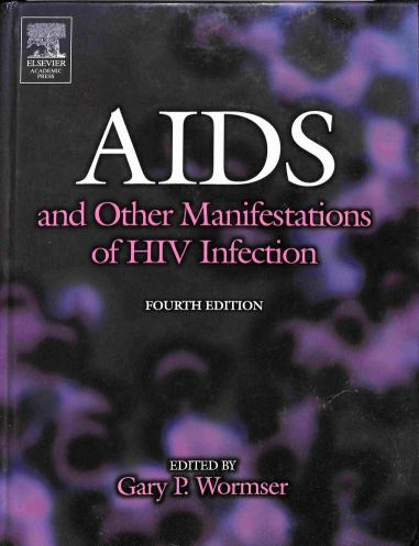 Wormser P.Gary - AIDS and Other Manifestations of HIV Infection