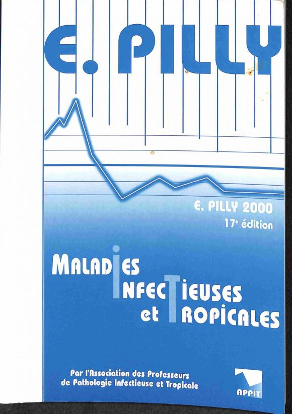Pilly E. - Maladies infectieuses et tropicales 17e édition