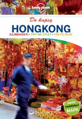 Neuvedený - Hongkong do kapsy- Lonely planet