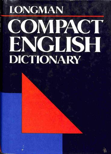 Neuvedený - Compact english dictionary
