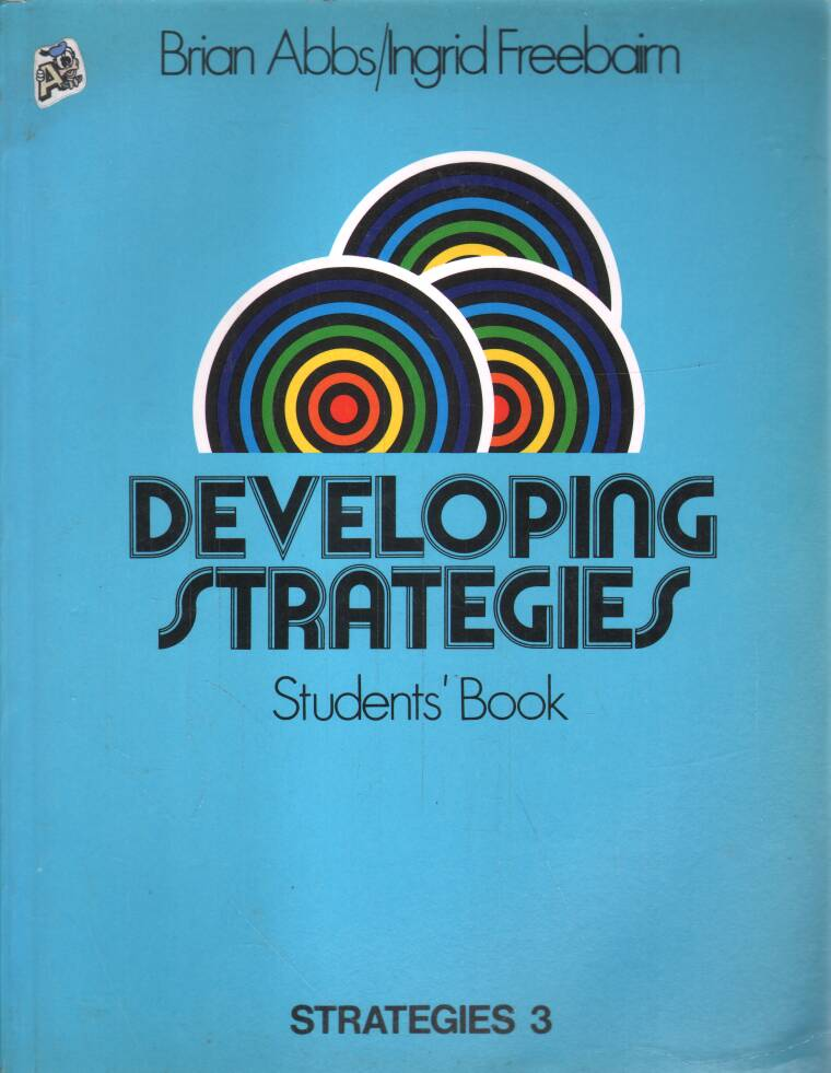 Abbs Brain - Freebairn Ingrid - Developing Strategies 3