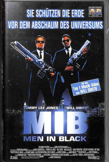 Barry Sonnenfeld - Men in Black