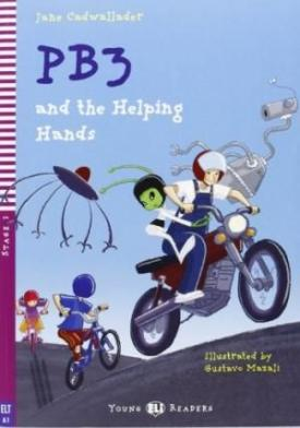 Cadwallader Jane - PB3 and the Helping Hands - New edition with Multi-ROM (A1)